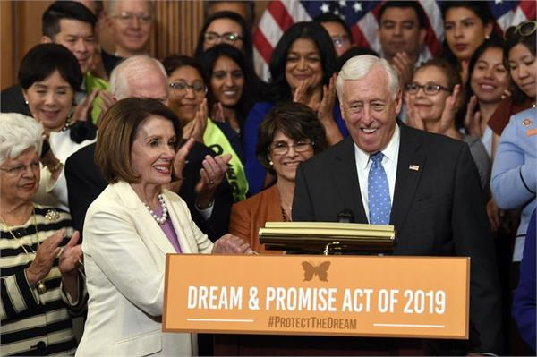 dream and promise act house democrats pass immigration bill