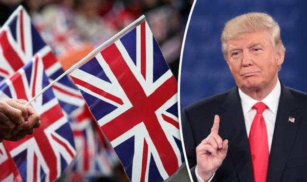 be prepared to leave eu without deal trump tells uk