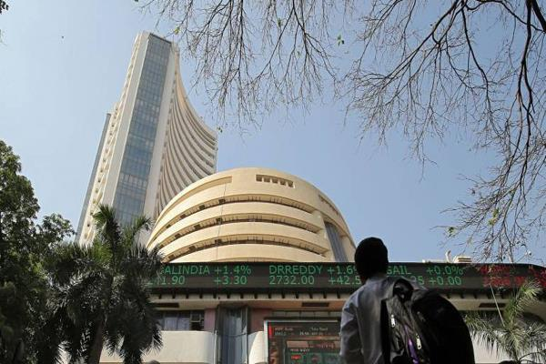 sensex closes 86 points higher on profit booking