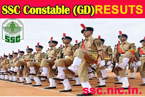 ssc constable gd 2019 the result of the exam released check soon marks