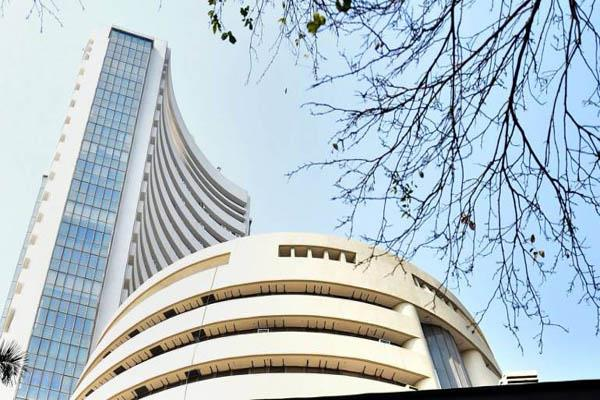 stock market closed with losses sensex slips 184 points