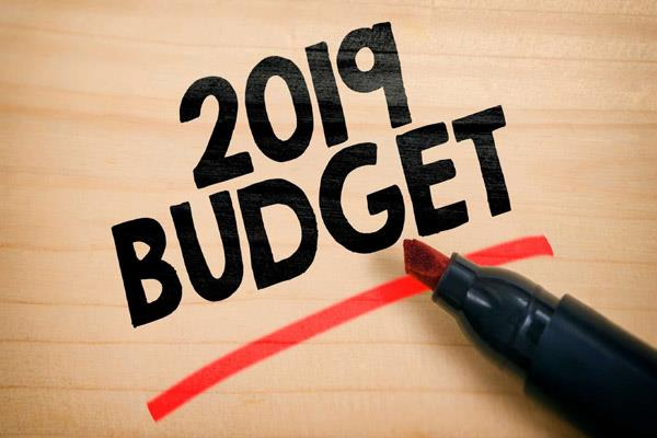budget to be presented on july 5