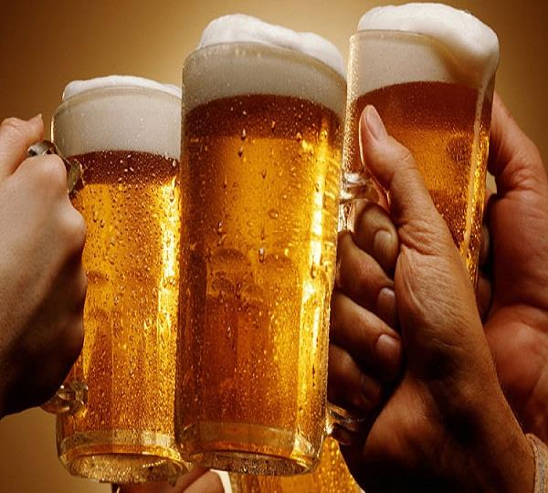 be careful to be cold beer in summer