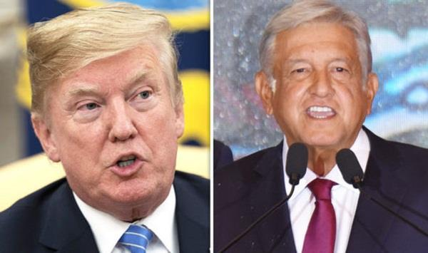 trump calls off tariffs as us and mexico reach deal on immigration