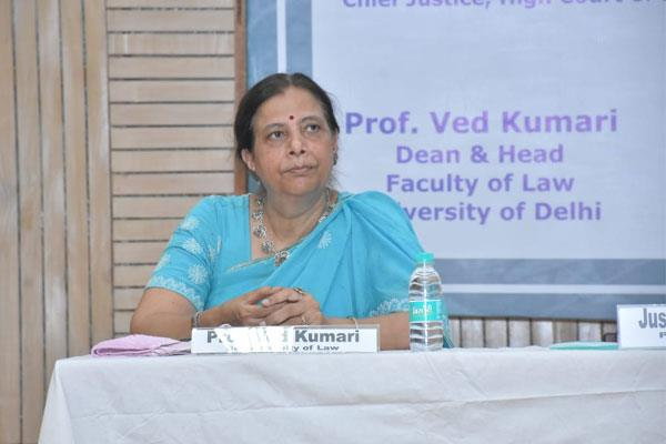 delhi university dean of law faculty gave resignation know what is the reason