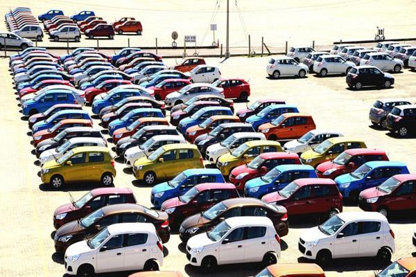 many passenger vehicles companies stopped production