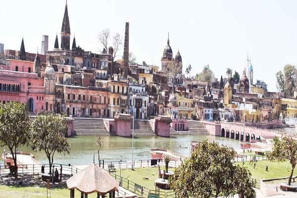 case of terrorist explosion in ayodhya