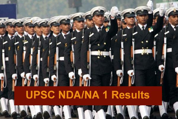 upsc nda na 1 exam announced 2019 results declared soon check