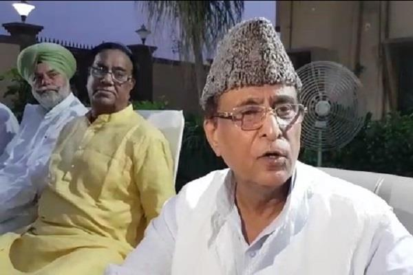 azam khan gave signals to quit parliament