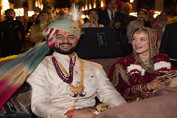 actor arunoday singh granted divorce application in the court