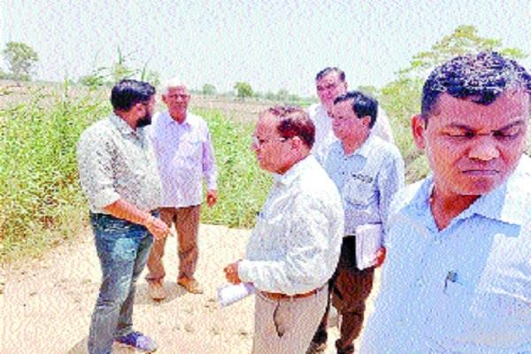 deputy commissioner to visit ghaggar drain
