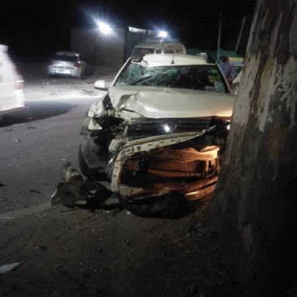nh 21 road accident