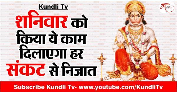 lord hanuman jyotish upay and powerful mantra