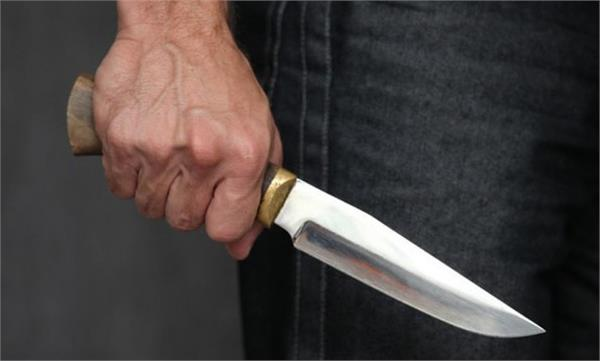 female constable hit by knife condition critical