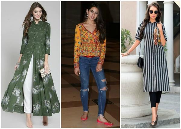 Fashion: डिमांड में है कुर्ती के ये 10 डिजाइन्स, जींस के साथ करें ट्राई
