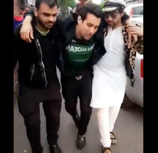 pakistani cricket fan s hilarious video goes viral after india victory