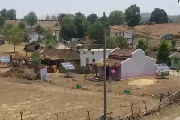 the country s first solar village this village of madhya pradesh