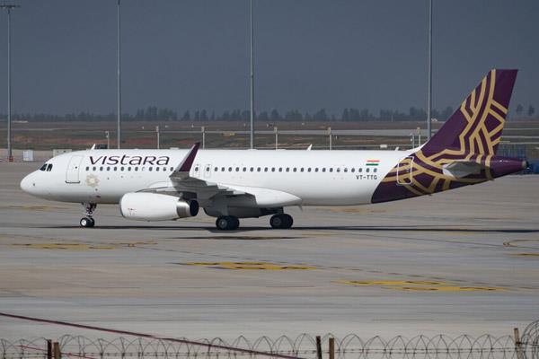 vistara to launch international flights in second half of 2019