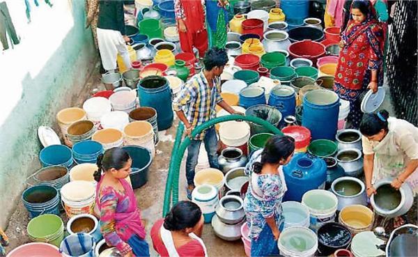 uttar pradesh demands 35 thousand crores for tackling water conservation
