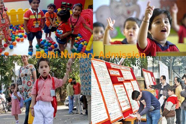 delhi nursery admission 2019 parents deposited documents till june 30