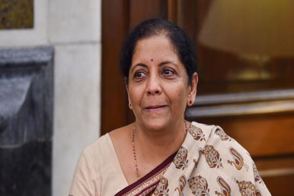 pre budget consultations between jun 11 23 sitharaman to meet economists