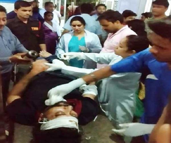 paonta sahib accident