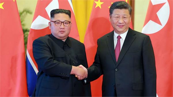 kim jong xi jinping discuss korean peninsula issues