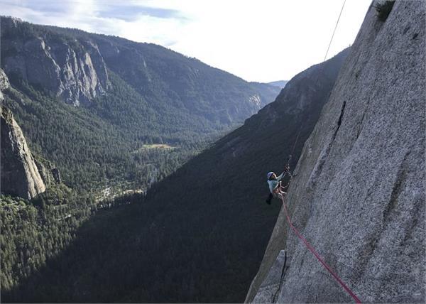 3000 फीट ऊंचे पहाड़ पर चढ़कर 10 साल की सेलाह ने बनाया रिकार्ड