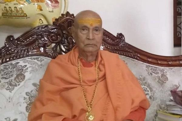 death of swami satyamitranand giri ji maharaj