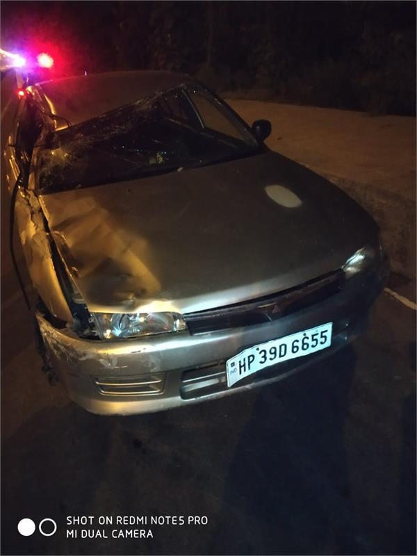 car has killed a person death