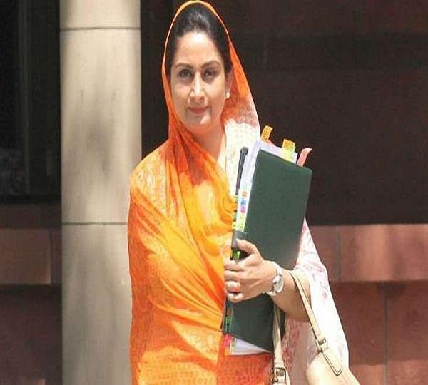 harsimrat kaur badal thanks to modi government