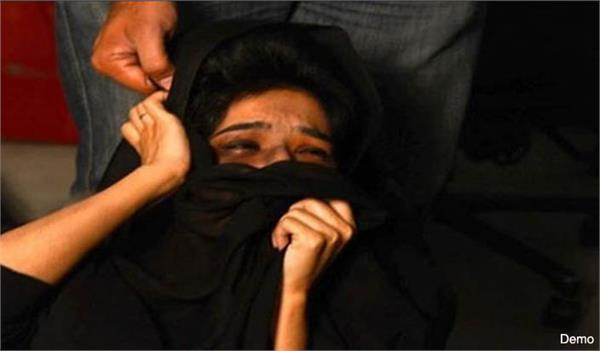 meerut due to rape pregnancy