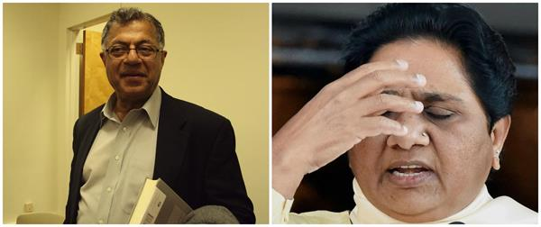 mayawati expresses condolences over girish karnad s demise