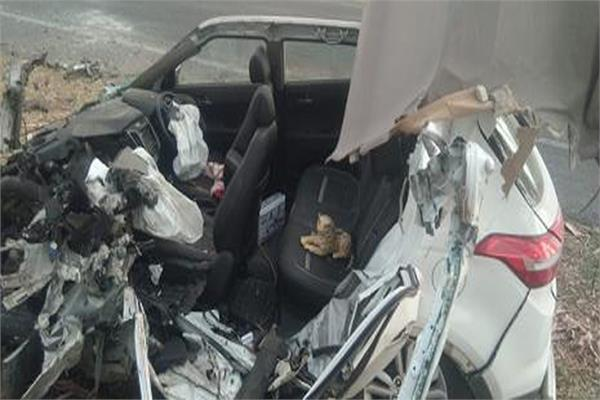 accident wife died