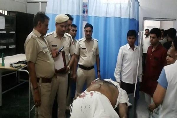 rambir s bodyguard shot dead in seshanjaj s main witness