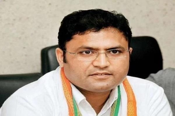 ashok tanwar s big statement forbidden to contest assembly elections