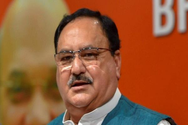 jp nadda lucky district of himachal behind the success of big hand