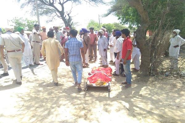 police action stopped women body cremation