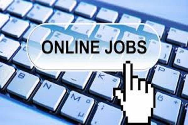 unemployed people running online jobs agencies