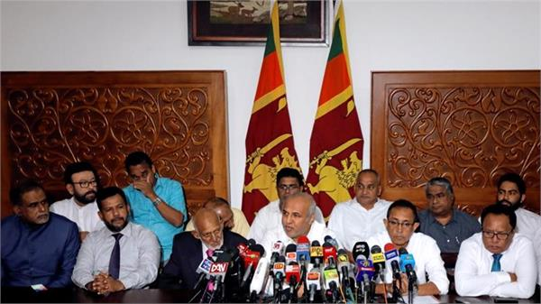 9 muslim ministers could return to sri lankan government