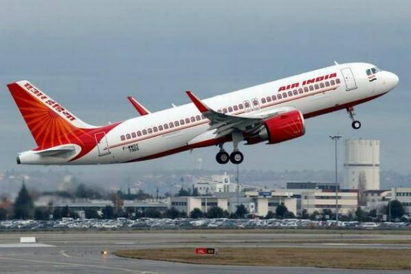 air india bomb threat on flight was a hoax plane back in the air