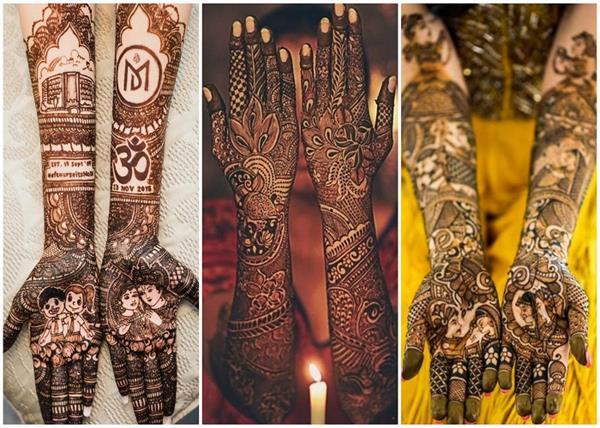 mehandi ki design full hand