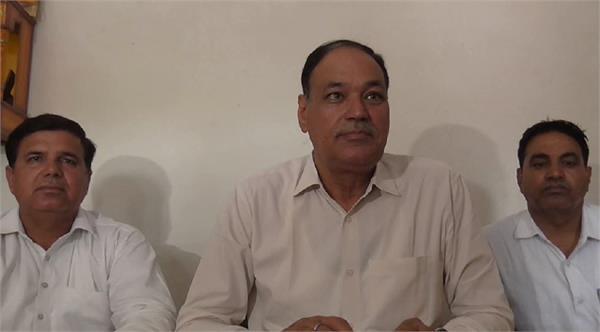 haryana roadways employees warned of agitation