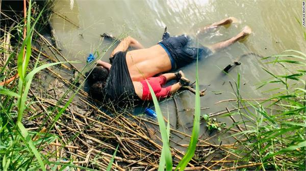 shocking image illustrates crisis at us mexico border