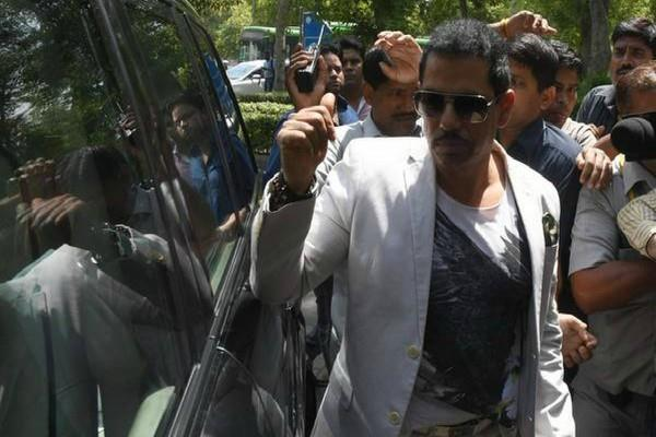 ed has changed inquiry officer in robert vadra case
