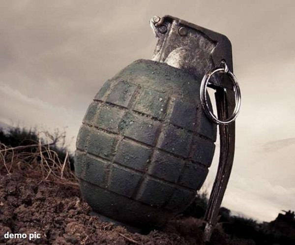 sikh youth fugitive by throwing ajnala amritsar hand grenade