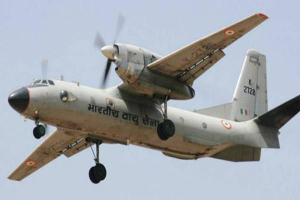 an 32 aircraft accident continue the search of dead bodies