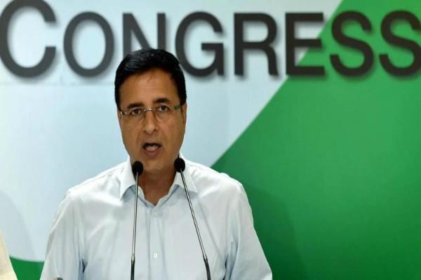 congress comment on modi new government brought rising inflation
