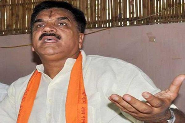 complaint against bjp legislator thakural