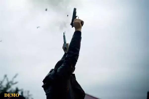 barati dies in harsh firing in bareilly city